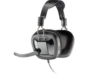Stereo Gaming Headset w/ Swivel Speakers