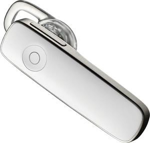 86240-01 Bluetooth Headset - White