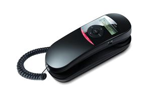 PTP115BLK Polaroid Trimline Phone