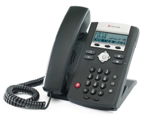 SoundPoint IP 331 PoE Phone