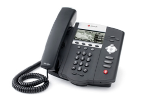 SoundPoint IP 450 PoE Phone