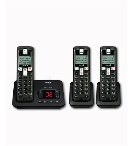 DECT 6.0 Cordless Digital Phone w/ ITAD