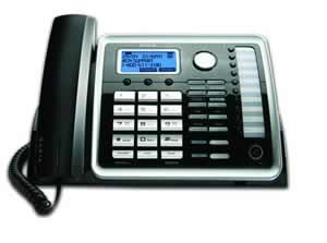 RCA Corded 2 Line Speakerphone w/ ITAD