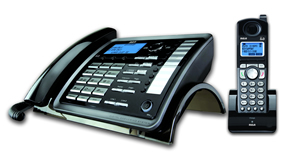 2-Line Corded/Cordless Speakerphone