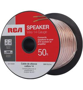 50 FT 14 GAUGE SPEAKER WIRE (SPOOL)