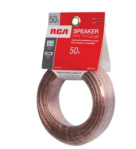 50 FT 16 GAUGE SPEAKER WIRE
