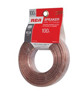 100 FT 18 GAUGE SPEAKER WIRE
