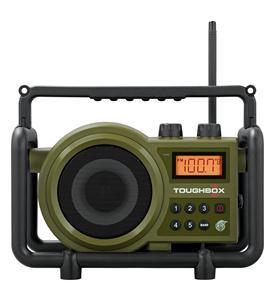 Toughbox Rugged Digital Radio Rechargabl