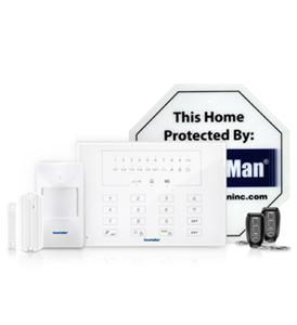 Economy Kit of D.I.Y. Wireless Smart Hom