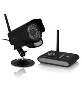 Wireless Outdoor/Indoor Camera/SD/DVR
