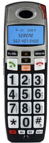 CL7021 Big Button Amplified Handset