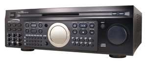 120W PA Amp with FM Tuner and CDPlayerSP