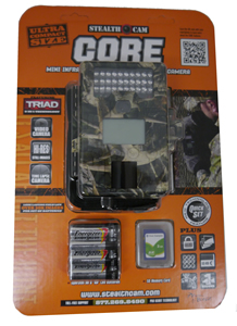 Core Camo Digital IR Combo