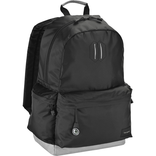 "15.6"" Strata Backpack-Black"