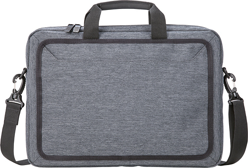 "16"" Tweed Slipcase-Gray"