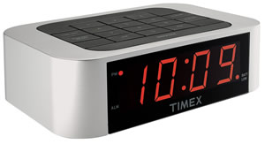 Simple Set Alarm Clock with LED Display