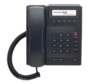 TeleMatrix IP100 Black