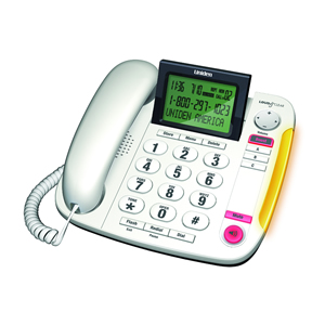 Uniden Loud and Clear Speakerphone CID
