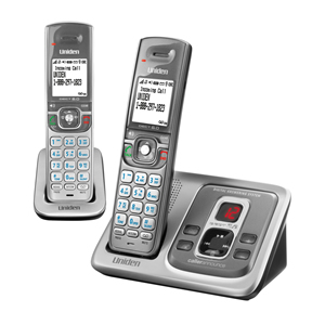 Uniden DECT 2-pack Cordless ITAD