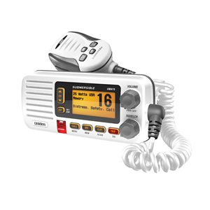 Uniden Fixed Mount VHF Marine Radio WHIT