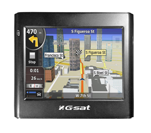 GlobalSat GS-3212 Automotive Navigator