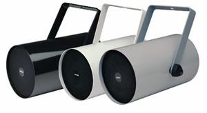 1Watt 1Way Track Speaker - Black