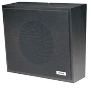 Talkback Wall Speaker - Black