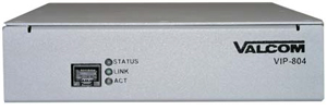 Quad Enhanced Network Audio Port