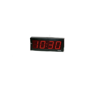IP PoE 4 Digit 4 Inch Clock