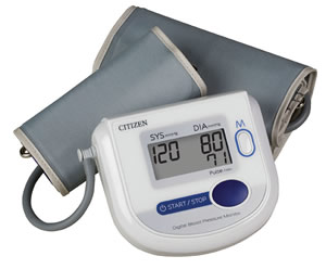 Citizen Arm Digital Blood Pressure Monit