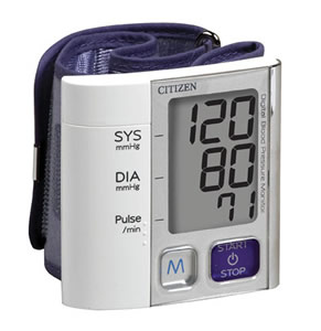 Citizen Wrist Digital Blood Pressure Mon