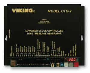 Advanced Clock Controlled Tone