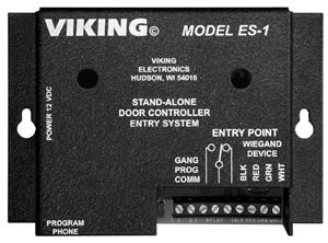 Viking Stand Alone Door Entry