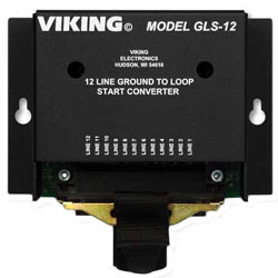 Ground to Loop Start Converter