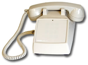 Viking Hot Line Desk Phone - Ash