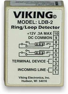 Loop and Ring Detect Board