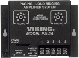 Viking Paging / Loud Ringer