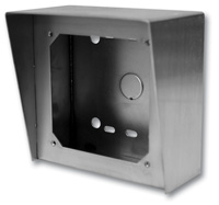 VE-5X5-SS with Stainless Steel Panel