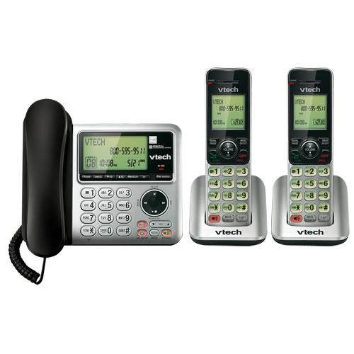 Vtech 2-handset Cordless CID/ITAD