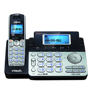 Vtech 2-line Cordless with ITAD