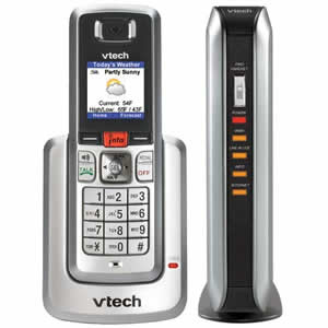 VTech InfoPhone Cordless Phone System