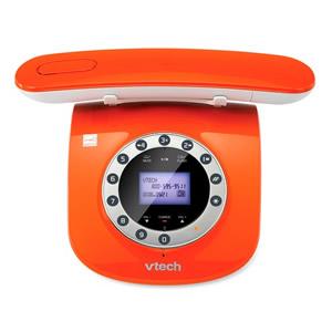 Vtech Retro Phone - ORANGE