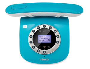 Vtech Retro Phone - BLUE