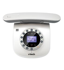 Vtech Retro Phone - Pearl White