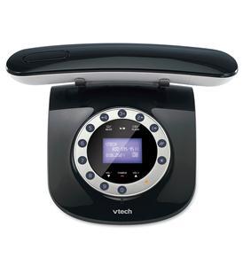Vtech Retro Phone - BLACK