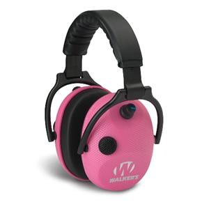 Alpha Power Muffs, Elec Pink Carbon, SSL