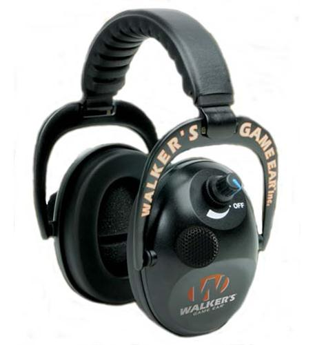 Walker's Game Ear Power Muffs with AFT