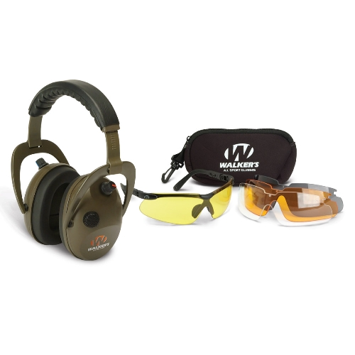 Alpha Muffs All Sports Glasses Combo Kit