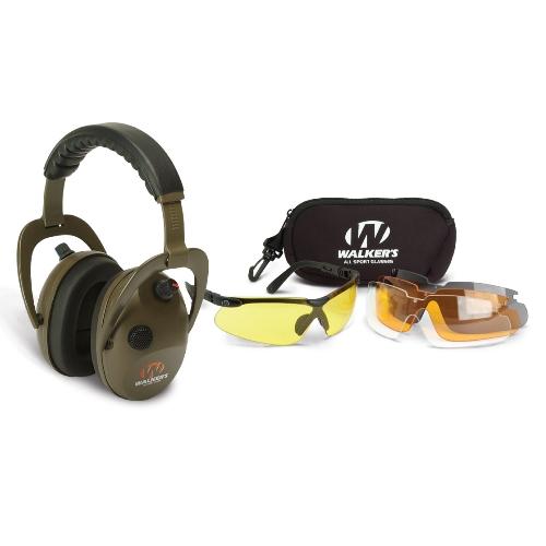 Alpha Muffs All Sports Glasses Combo Kit