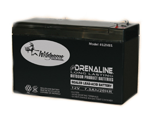 12 Volt Gel Cell Rechargable Battery 7A